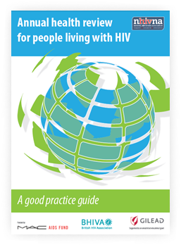 Annual health review for people living with HIV: a good practice guide