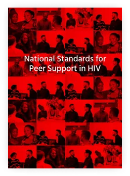 National Standards of Peer Support in HIV launched