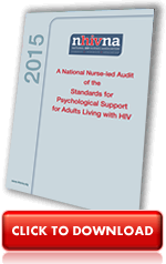 A National Nurse-led Audit of the Standards for Psychological Support for Adults Living with HIV